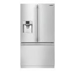 FrigidairePROFESSIONALFrigidaire Professional 22.6 Cu. Ft. French Door Counter-Depth Refrigerator