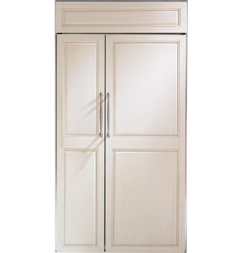 Built in Refrigerator 42 ge ge Monogram 42 Quot Built in