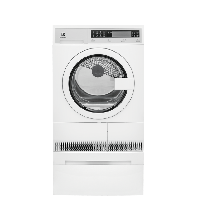 Front Load Compact Dryer with IQ-Touch(R) Controls - 4.0 Cu. Ft.