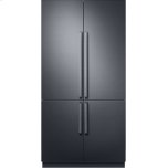 """Dacor42"""" Four Door Panel-Ready Built-in Refrigerator Panel Ready"""