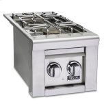 VikingViking 13&quot Double Side Burners - LP