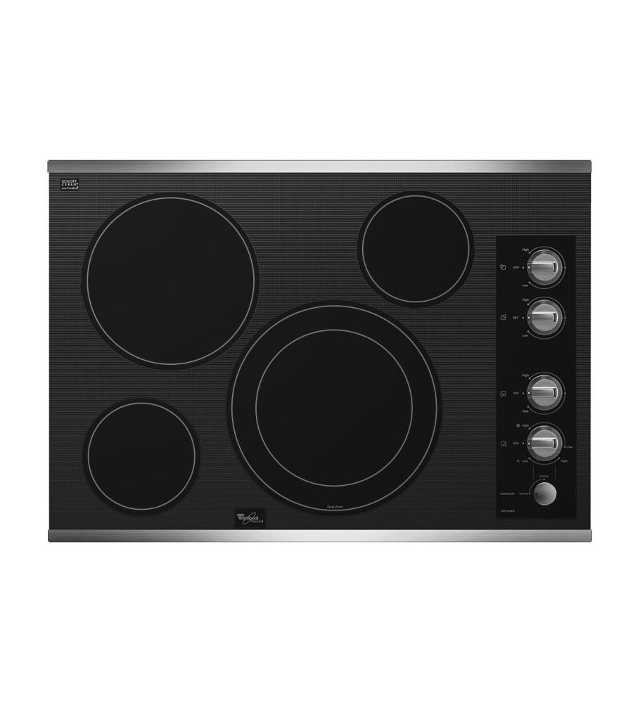 Amana Electric Cooktop Black Amn Akt3040e