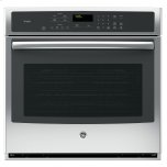 GE ProfileGE Profile 30&quot - 5.0 Cu. Ft. Self Clean Convection Single Wall Oven