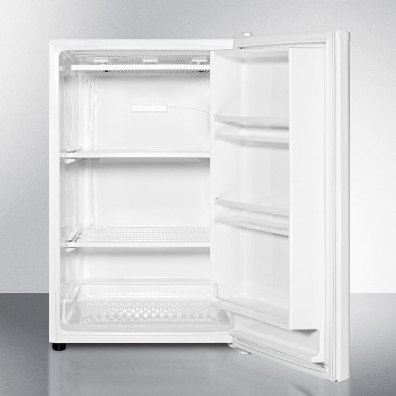 ... Counter Height Household All-freezer With 5 CU.FT. Capacity; Replaces