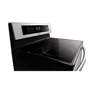 Ftq307nwgx samsung ftq307nwgx the future of cooking is Samsung induction range