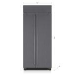 Sub ZeroSub Zero 36&quot Classic Side-by-Side Refrigerator/Freezer - Panel Ready
