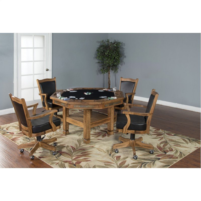 in by sunny designs in st louis mo sedona game dining table