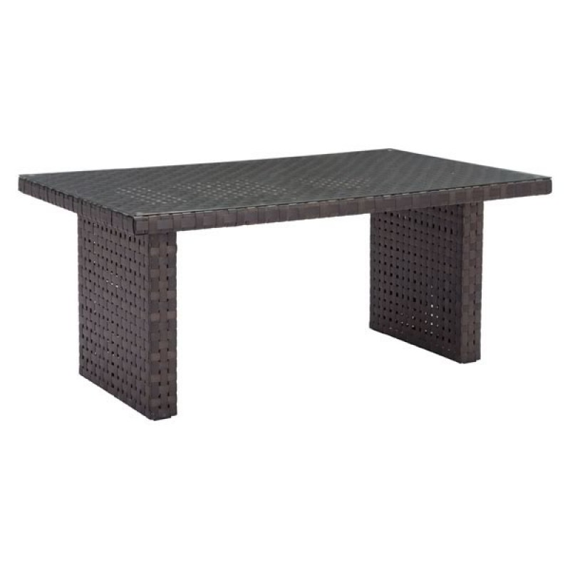 Pinery Dining Table Brown