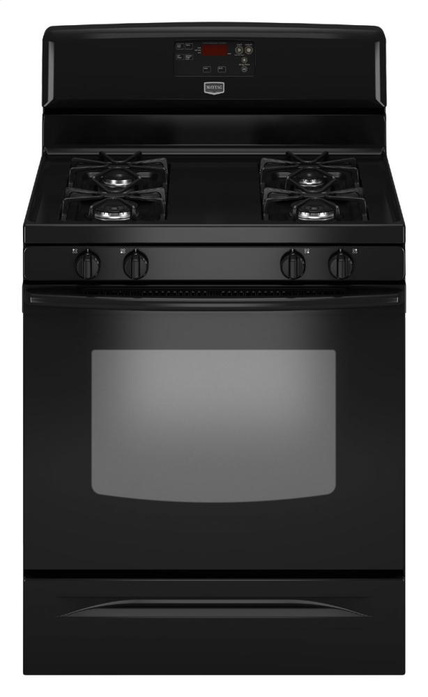 MaytagGas Range with Precision Cooking System