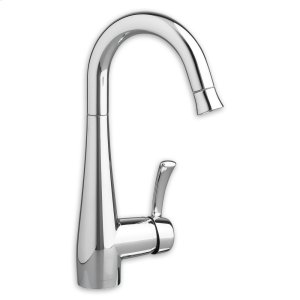 ... in Calgary, AB - Polished Chrome Bar Faucet with Pull-Down Spray