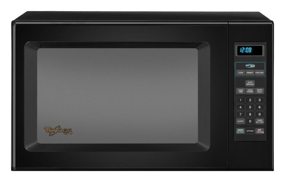 Countertop Microwave No Turntable : GT4175SPB Whirlpool 1.7 cu. ft. Countertop Microwave Oven
