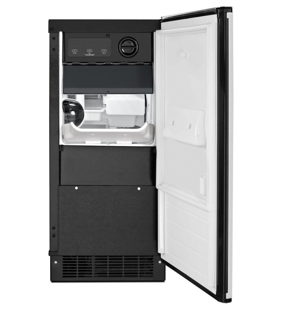 Kuic15phzs Kitchenaid 15 39 39 Automatic Ice Maker Architect R Series Ii Stainless Steel