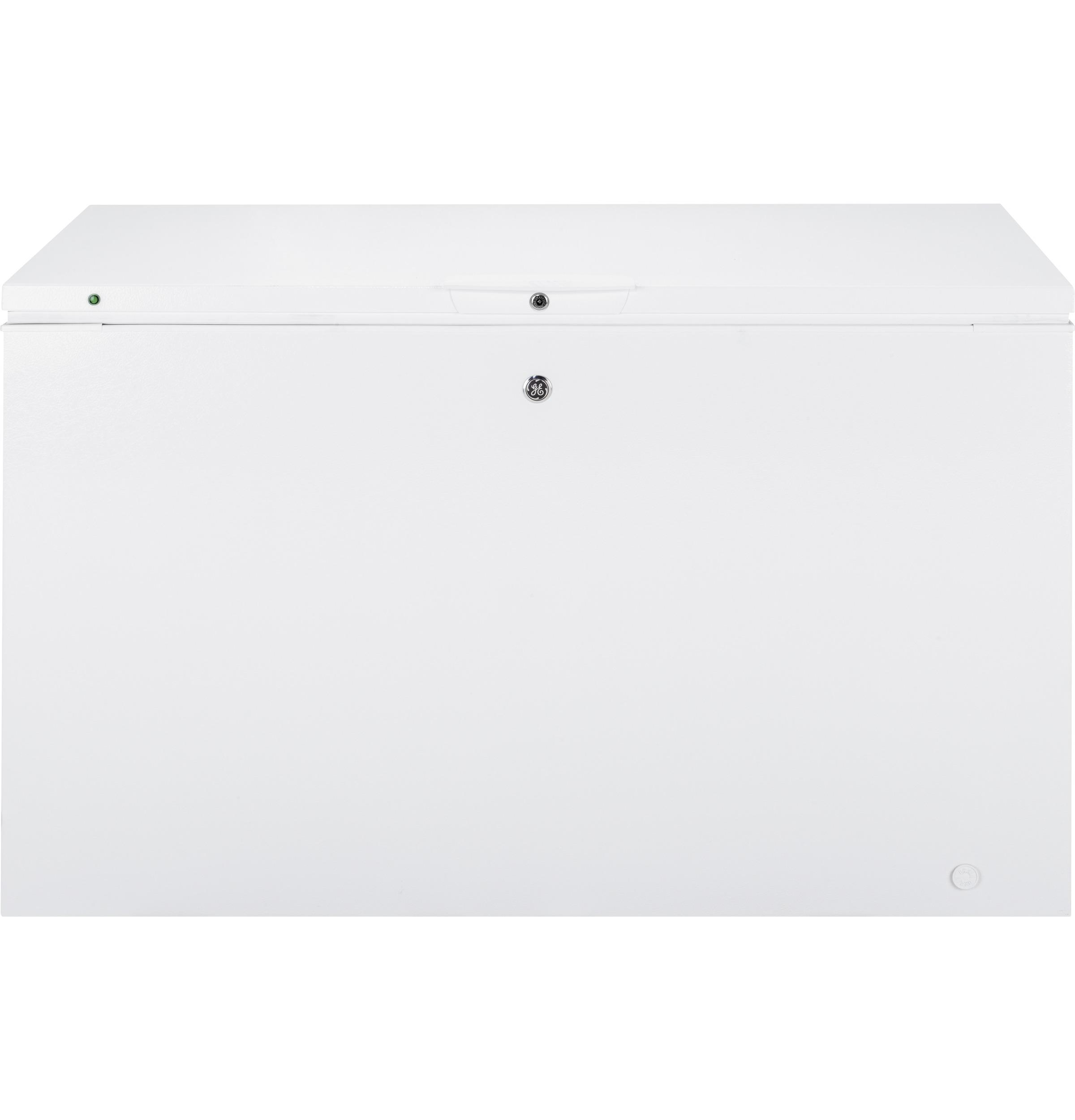 GE(R) 15.6 Cu. Ft. Manual Defrost Chest Freezer