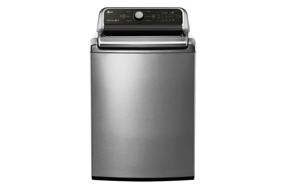 4.5 cu.ft. Ultra Large Capacity Top Load Washer  Graphite Steel