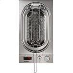 GaggenauVario 200 Series Electric Deep Fryer Stainless Steel Control Panel Width 12 ''