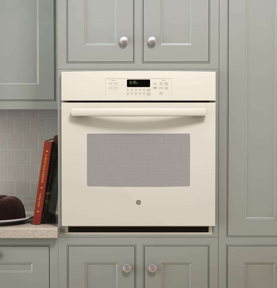 Jk3000dfcc General Electric Ge Ge R 27 Quot Built In Single Wall Oven Bisque Warehouse Discount
