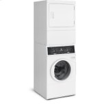 Speed QueenSpeed Queen White Stacked Washer/Dryer: SF7 (Electric)
