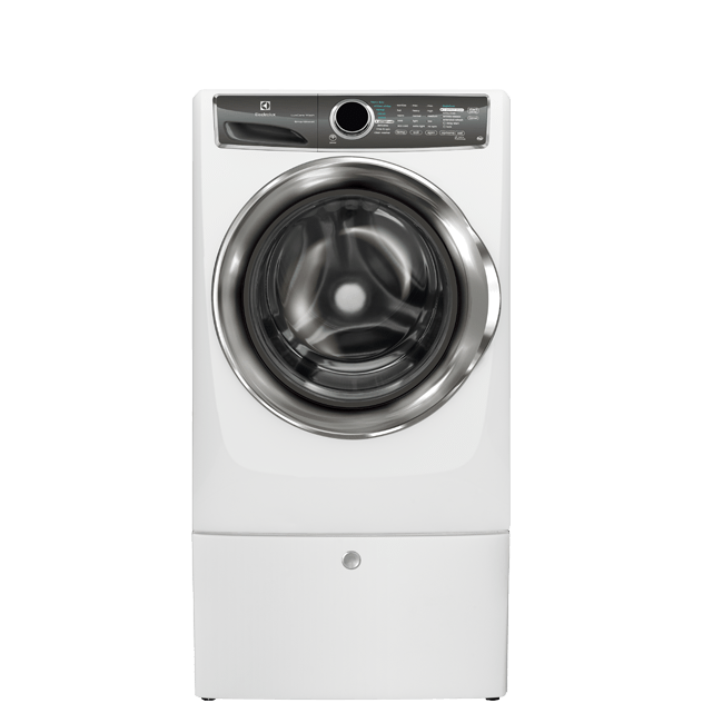 Front Load Perfect Steam(TM) Washer with LuxCare(TM) Wash and SmartBoost(TM) - 4.4 Cu.Ft.  White