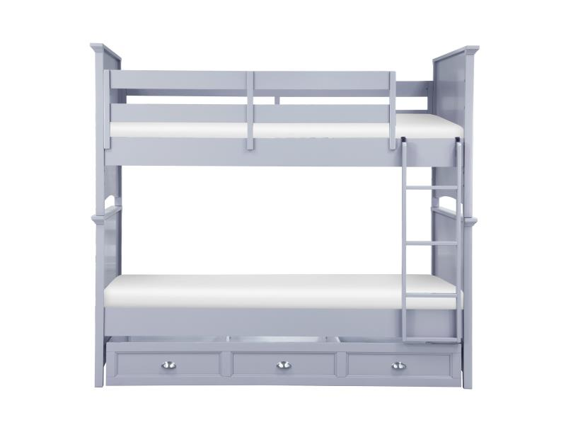 Complete Bunk Bed   Twin Over Twin