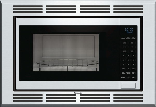 THERMADOR MCES  MICROWAVE on BUILT IN MICROWAVE
