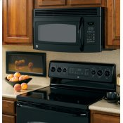 GE Spacemaker® Over-the-Range Microwave Oven Alternate Image