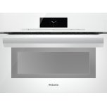 MieleMiele 60cm (24&quot) H6800BMWH Brilliant White PureLine M Touch Speed Oven