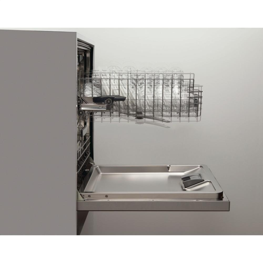 Bosch Dishwashers Built In Stainless Steel Bar Handle SHX7PT55UC