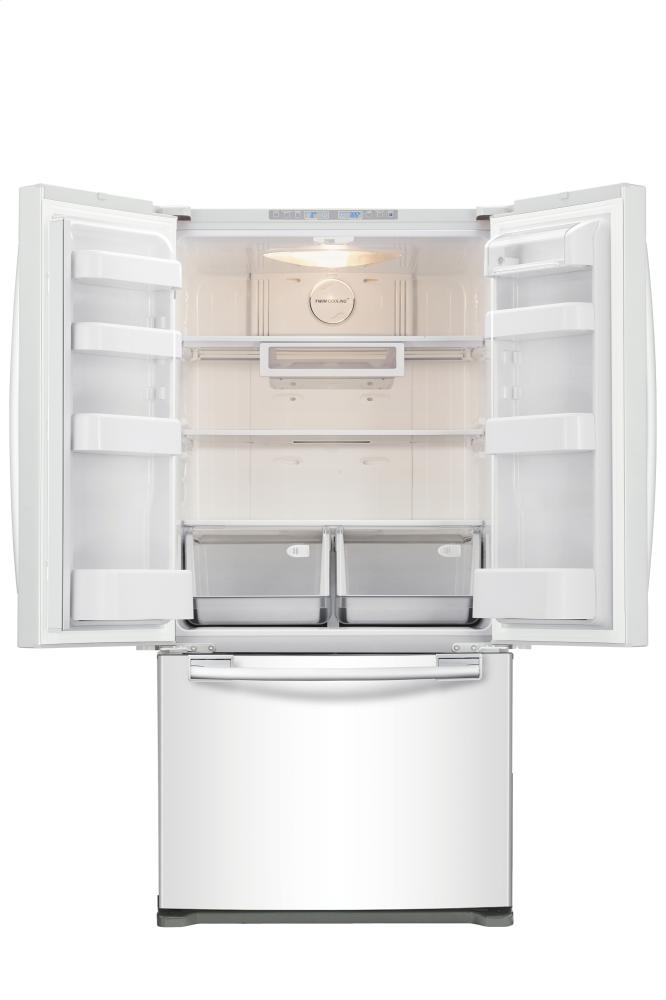Rf197acwp samsung for 17 cu ft french door refrigerator