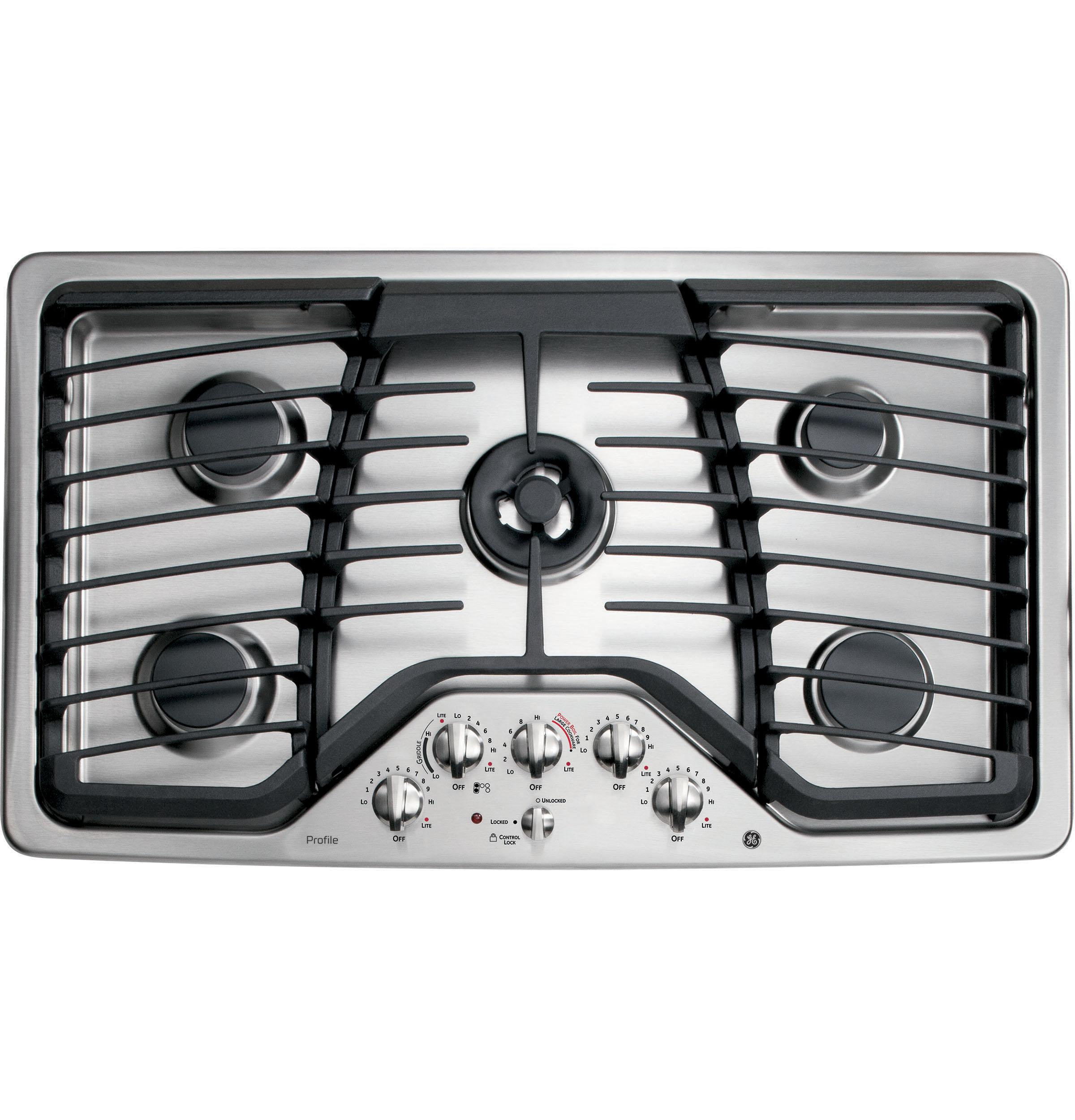 GE APPLIANCES PGP986SETSS