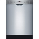 "Bosch24"" Recessed Handle Dishwasher Ascenta- Stainless steel"