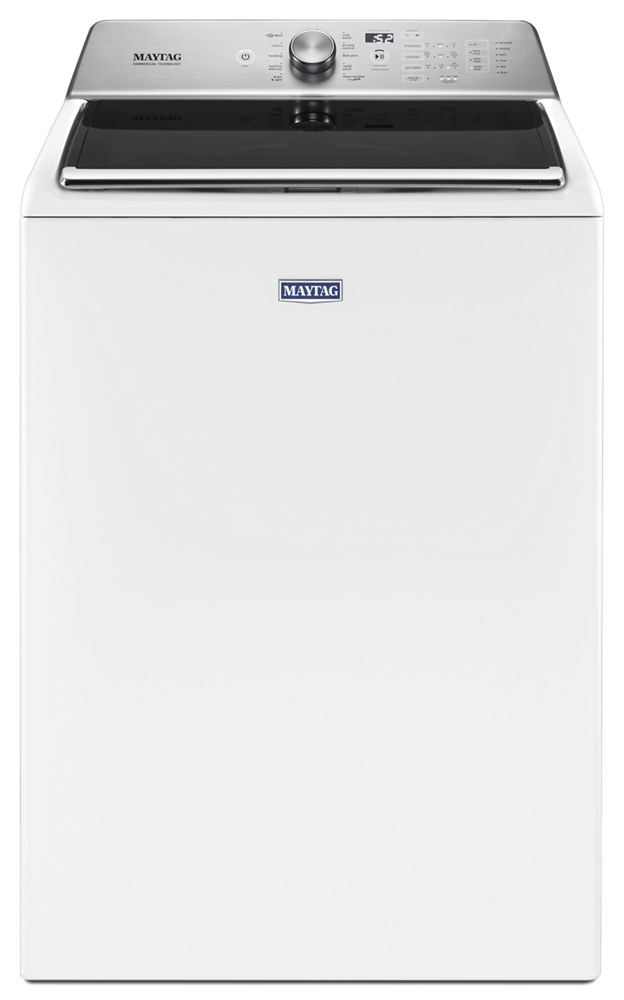 Top Load Washer with the Deep Fill Option and PowerWash(R) Cycle - 5.2 cu. ft.