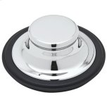 RohlPolished Chrome Disposal Stopper