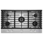 KitchenaidKitchenAid(R) 36'' 5-Burner Gas Cooktop - Stainless Steel