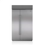 Sub ZeroSub Zero 48&quot Classic Side-by-Side Refrigerator/Freezer with Internal Dispenser