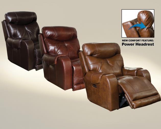 Power Headrest Lay Flat Recliner & 647697 in by Catnapper in Greensboro NC - Power Headrest Lay Flat ... islam-shia.org