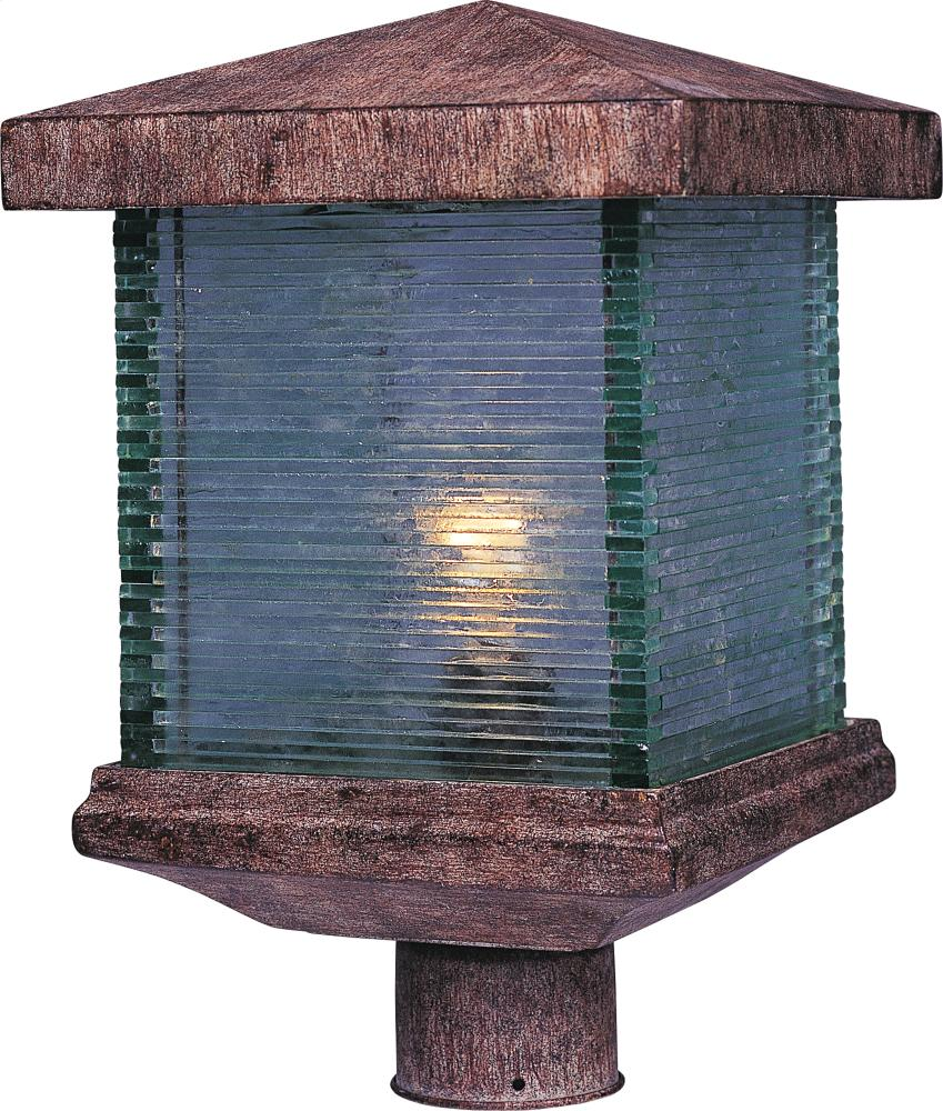 Triumph VX 1-Light Outdoor Pole/Post Lantern