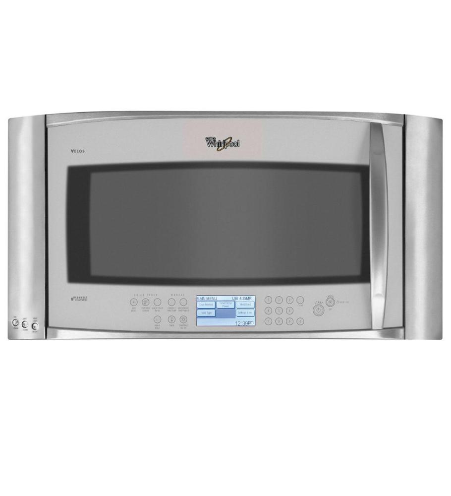 ... Cu. Ft. Over-the-Range Microwave Oven - GE:JVM1740SPSS