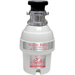 Waste King3/4 HP Batch Feed Disposer