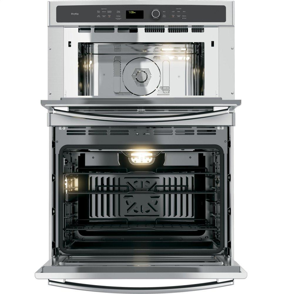 Microwave Oven: Ge Microwave And Oven Combo