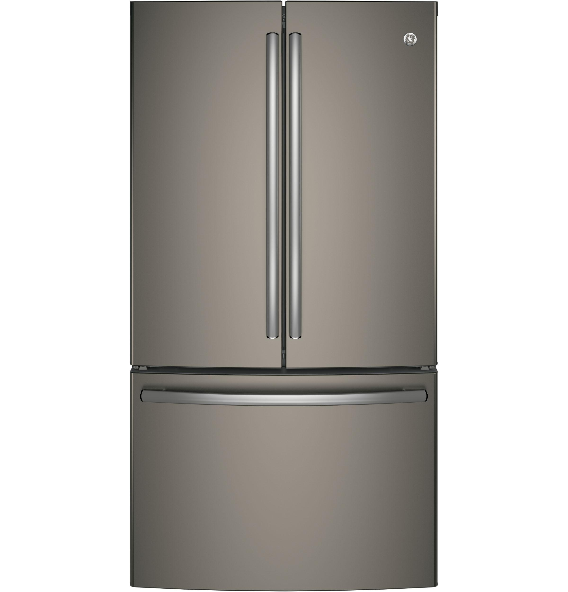 GE(R) ENERGY STAR(R) 28.5 Cu. Ft. French-Door Refrigerator