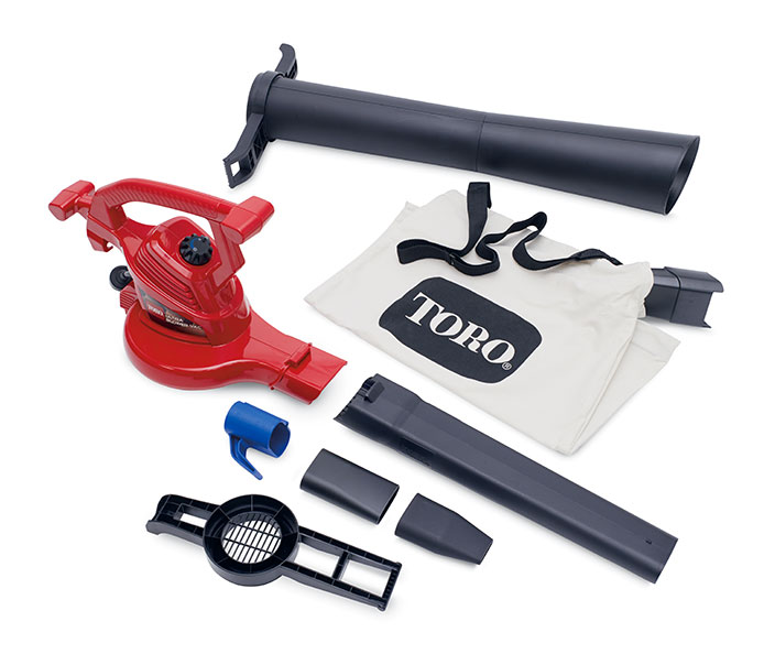 TORO 51619  LAWN AND GARDEN on LEAF BLOWERS