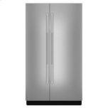Jenn-AirJenn-Air RISE 48&quot Fully Integrated Built-In Side-by-Side Refrigerator Panel-Kit