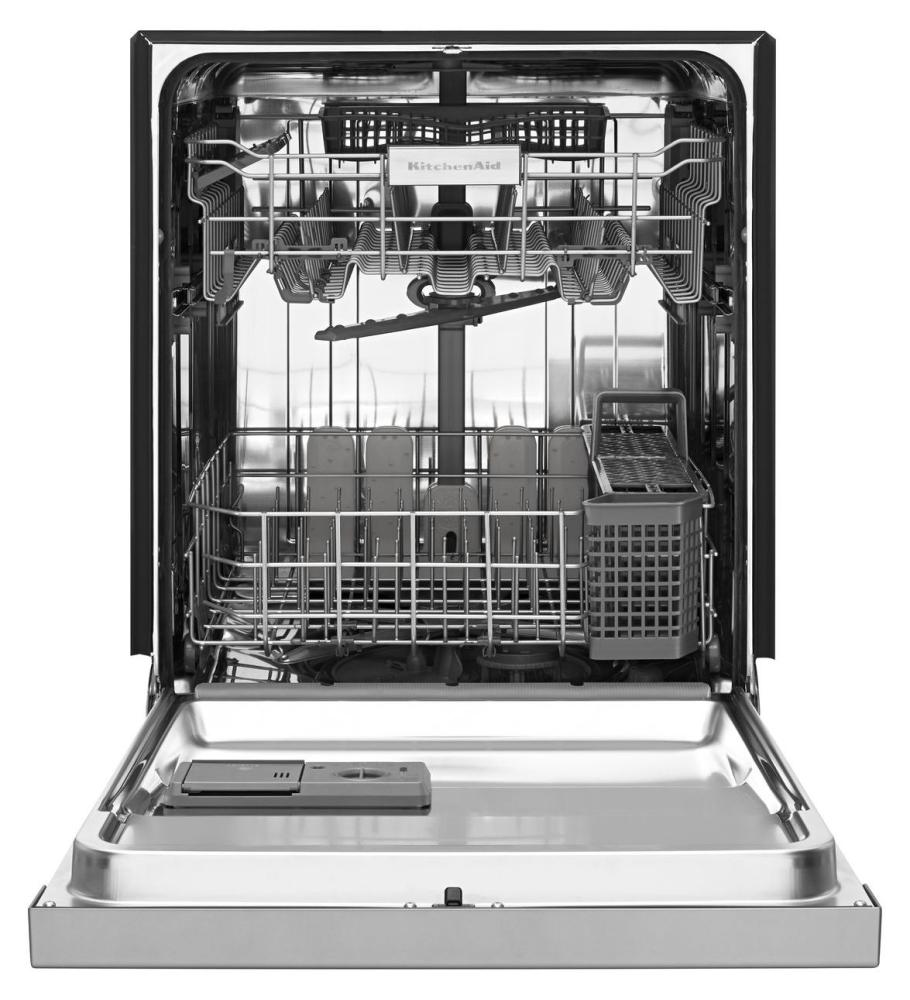 Kitchenaid Whisper Quiet Dishwasher: Kitchenaid 24'' 6-Cycle/6-Option Dishwasher