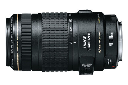 Canon EF 70-300mm f/4-5.6 IS USM Telephoto Zoom