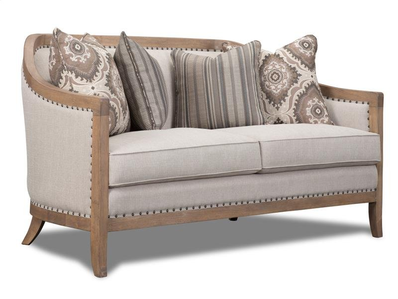U343180072 In By Magnussen Home In Dayton Oh Taupe Settee