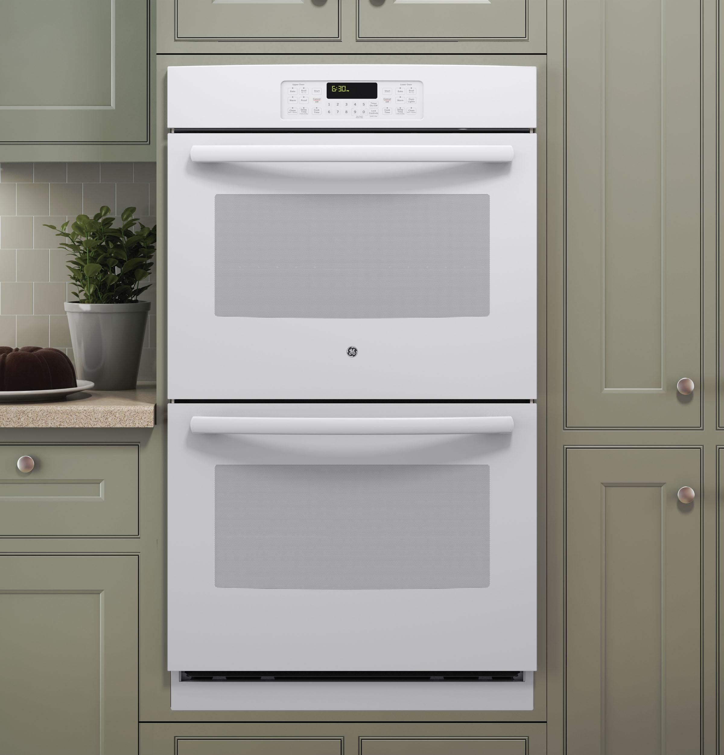 JT3500DFWW in White by GE Appliances in Hempstead TX GE 30
