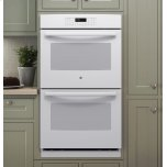 GE 10.0 Cu. Ft. Self Clean with Steam Double Wall Oven