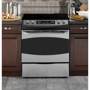 "Series 30"" Slide-In Electric Range"