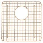 RohlStainless Copper Wire Sink Grid for RSS1515 Stainless Steel Sink