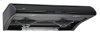 "30"" Black - XOA Black - Performance Collection - Undercabinet Hood"